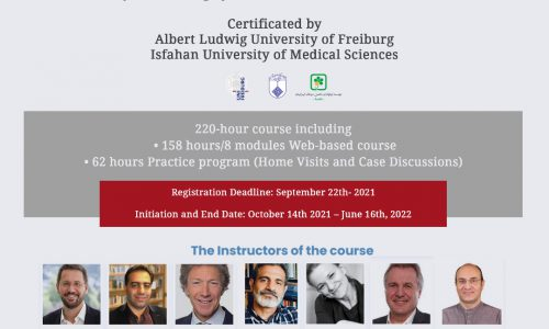 The 2nd International Web-based Course on Psycho-oncology